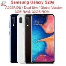 Samsung Galaxy A20e A202F/Ds Dual Sim Global Versie 5.8