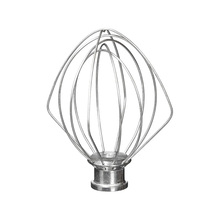 Beater Tilt-Head-Stand-Mixer Whip Cakes Egg Kitchenaid Attachment for K45WW 9704329 Mayonnaise-Whisk