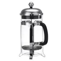 1000ml 유리 수동 프렌치 프레스 커피 포트 커피 차 여과기 필터 에스프레소 메이커 주입기 주전자 브루어 도구 주방