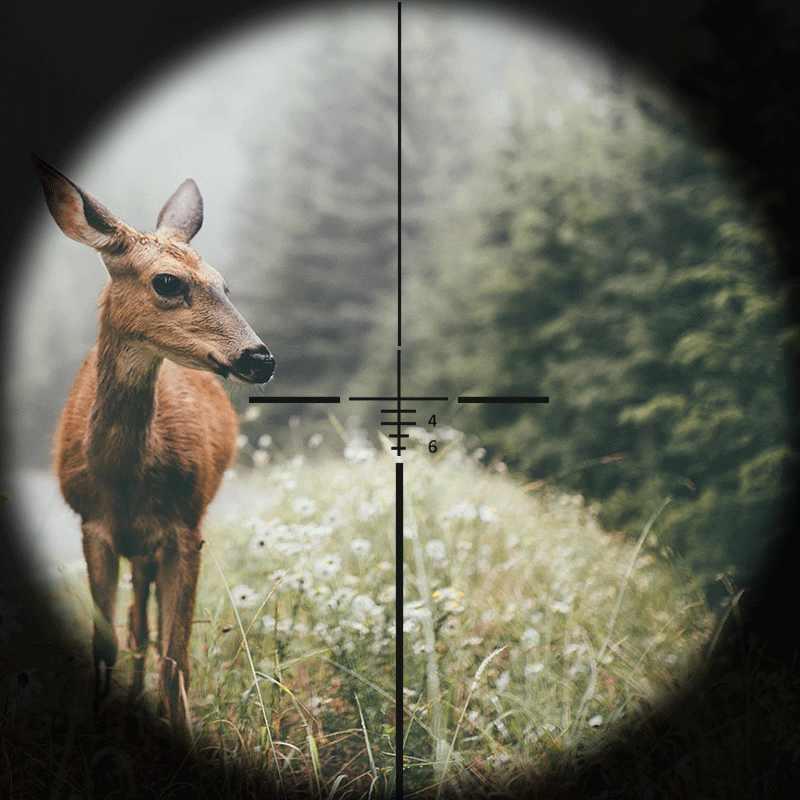 4x32 كتف Riflescope 20 مللي متر تتوافق مع البصريات المنعكس نطاق التكتيكية البصر الصيد بندقية الادسنس قناص المكبر مسدس هواء