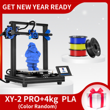 Build-Plate 3d-Printer Tronxy xy-2 Touch-Screen High-Precision Large-Size Magnetic DIY