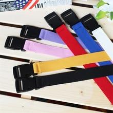 Women's Belt Canvas Female Dress Decoration Designer Belts High Quality Fashion Ladies Casual Waistbands Cintura Elegante Donna