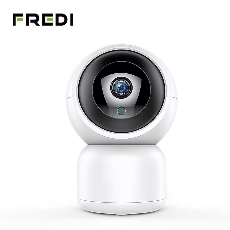 Fredi Auto Tracking Camera 1080P Draadloze Wifi Home Security Surveillance Cctv Camera Ir Nachtzicht Babyfoon Ip Camera