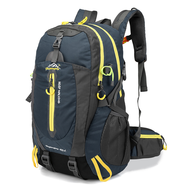 Water Resistant Travel Backpack 40 L