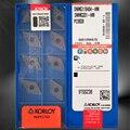 KORLOY DNMG110404-HM PC9030/DNMG110408-HM PC9030/DNMG110404-HS PC9030/DNMG110408-HS PC9030 ЧПУ твердосплавные вставки