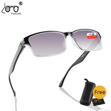 Women Reading Glasses Sunglasses With Diopters Men The Flexible Temples For Vintage Spectacles+175+125+500