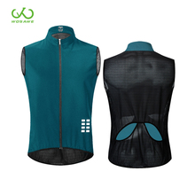 WOSAWE Breathable Tops Reflective Vest Bike Sleeveless Jerse