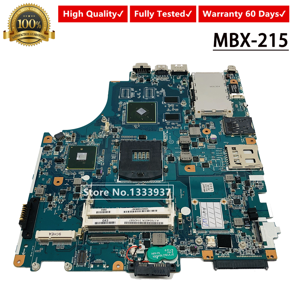 Mainboard A1765407A A1765407B For Sony MBX-215 Laptop Motherboard M930 1P-009BJ00-8012 1P-009B500-8012 REV:1.2