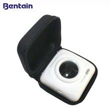 Кожаный жесткий чехол для путешествий портативный протектор для PAPERANG термопринтер фото принтер камера сумка аксессуары