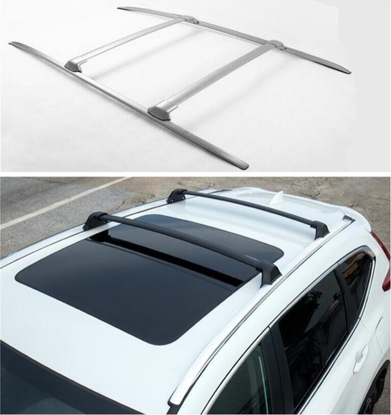 Aluminum Alloy Screw Installation Roof Rack Cross Bar Baggage Luggage For Honda Crv Cr V 2017 2018 2019 2020 Roof Racks Boxes Aliexpress