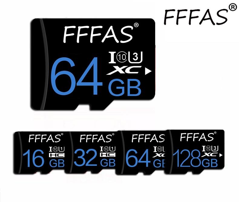 Memory Card Micro SD Card Class 10 TF Card Microsd 64GB 32GB 16GB 8GB External Pen Drive Flash Memory Disk For Phone