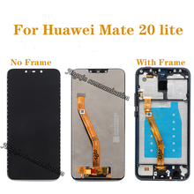 AAA high quality LCD For Huawei Mate 20 Lite SNE-LX1 L21 LX3 LX2 L23 LCD display + touch screen digitizer Assembly repair kit цена