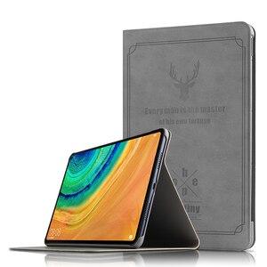 Чехол из искусственной кожи для Huawei MatePad Pro, 10,8 дюйма, чехол-подставка для планшета, ПК, 10,8 дюйма, для Huawei matepad pro, 10,8 дюйма, AL09, W19, AL19