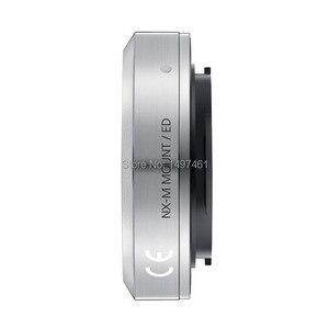 Image 2 - חדש NX M 9mm f/3.5 עדשה לסמסונג NX מיני, NX F1 NXF1 מצלמה