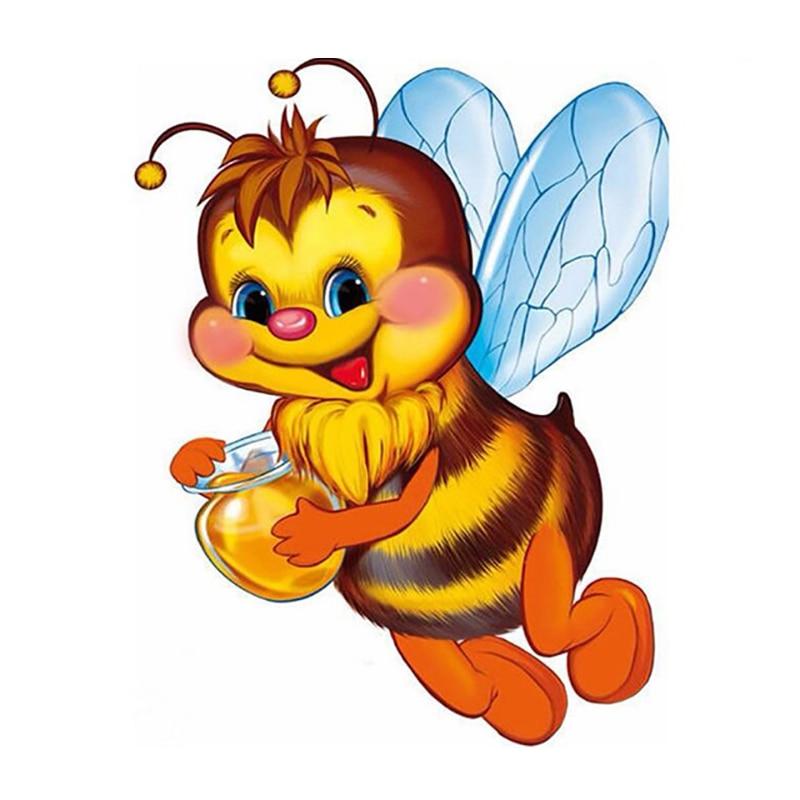 Картинка для детского сада пчелка
