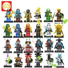 Single Bricks Ehco Zane Jay Nya Cole Kai ZX Pythor Snake Giant Stone Warrior Golden Ninja Heroes Dragon Building Blocks Toys(China)