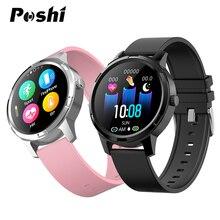 Женские Смарт-часы мужские IP67 водонепроницаемые для Android IOS Телефон фитнес-Браслет Модные умные часы подарок для девушек спортивные часы