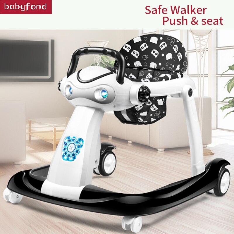 Baby Walker Anti Roll Belt Baby Walker Baby Cart
