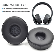 Defean Replacement 1 pairs Original Ear pads Cushions for JBL V300BT (EVEREST 300) V300NXT (EVEREST ELITE 300) Headset