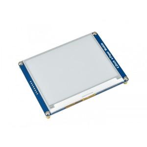 Image 5 - Waveshare 4.2 전자 종이, 400x300,4.2 인치 전자 잉크 디스플레이 모듈, 디스플레이 색상: 검정, 흰색. 백라이트 없음, 광각, SPI interace,