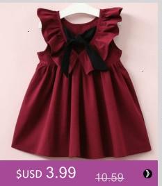 Ha34de64909bc45318ecf1a34f77f51c4k Girls Dress 2018 Summer Explosion Solid Color Denim Dress Cartoon Polka Dot Bow Cartoon Bunny Satchel Korean Baby Cute Dress