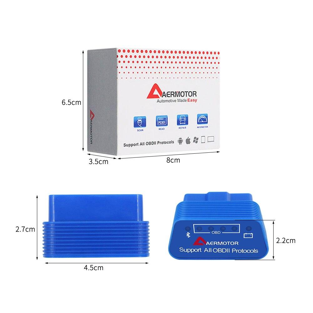 Ha34de8d6fba74ee8990c93e8478e5729M Newly Elm327 Pic18f25k80 Bluetooth V1.5 Auto Scanner 2 Layer Pcb Elm 327 25k80 Obdii Diagnostic Scanner Hardware 1.5 Andorid Pc