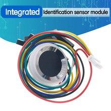 SFM-V1.7 semicondutor integrado toque capacitivo aquisição e identificação módulo sensor de impressão digital uart comunicação