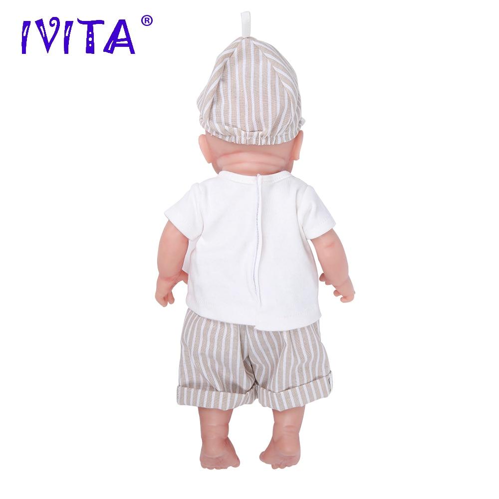 Oyuncaklar ve Hobi Ürünleri'ten Bebekler'de IVITA WB1503 41cm (16 inç) 2kg silikon yeniden doğmuş bebek bebek gözler açık canlı gerçekçi yenidoğan çocuk bebekler çocuk oyuncakları kızlar için'da  Grup 3