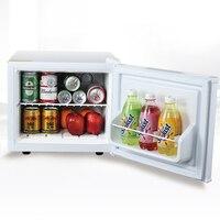 Kühlschrank Für Home Hotel Büro Frischen Schrank Air-cooled Single Tür Kleinen Kühlschrank
