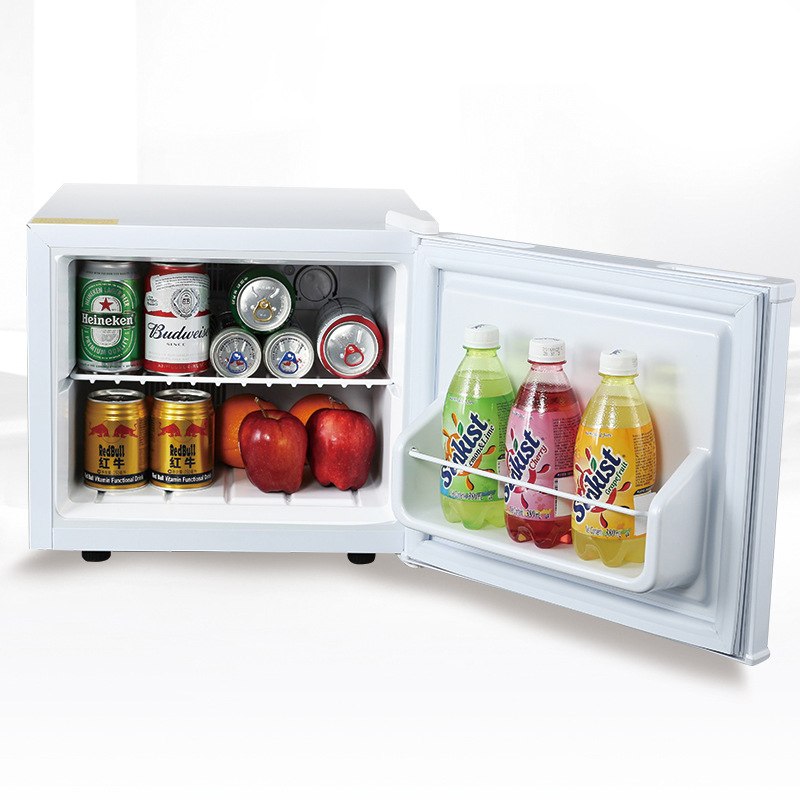 Portable Refrigerator For Home Camping Party Hotel Office Fresh Cabinet Air-cooled Single Door Mini Small Refrigerator