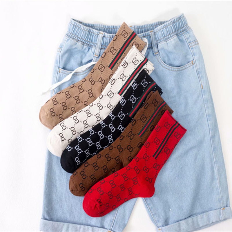 Size:One Size36-45 2020The New Winter Trendy Fashion Tremolo Net Red Male And Female Socks Neutral Skate Socks Free Delivery