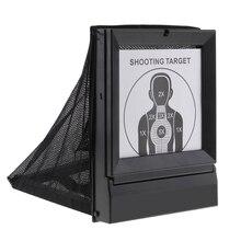 撮影ターゲット再利用可能な BB & ペレットトラップネットキャッチャー射撃訓練