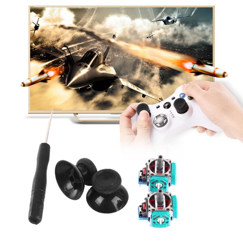 2-set-3d-analog-joystick-3-pin-sensor-module-potentiometer-with-thumb-sticks-for-font-b-playstation-b-font-4-ps4-controller-repair-wholesale