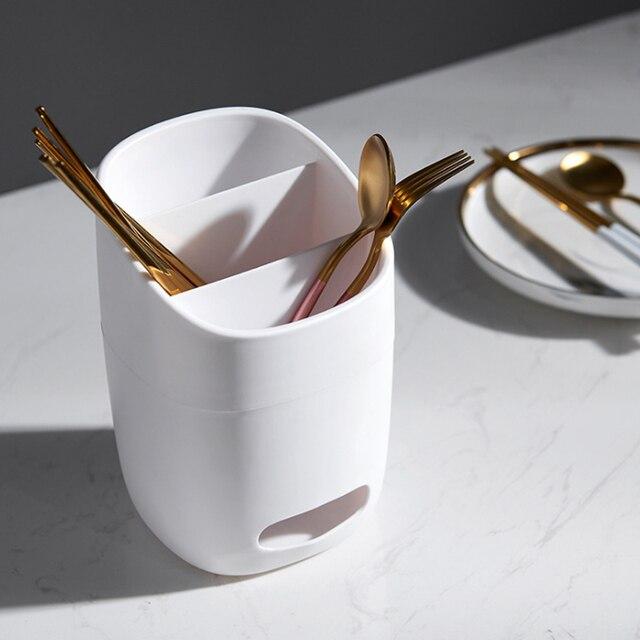 Фото трехслойные палочки для еды пластиковая корзина стойка столовых