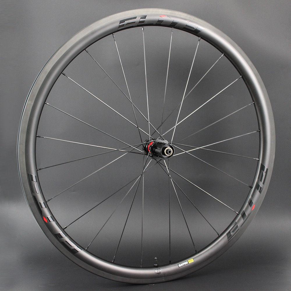 Image 2 - Elite KING DT 240S Carbon Bicycle Wheel 30 38 47 50 60 88 Depth Tubular Clincher Tubeless 700c Carbon Fiber Road Bike Wheelsetroad bike wheelsetbike wheelsetdt 240s -