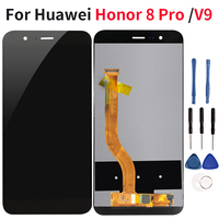 Quality LCD For Huawei Honor 8 Pro / Huawei V9 DUK L09 DUK AL20 Touch Screen Digitizer Display Assembly Replacement Lcd
