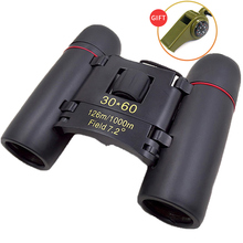 30X60 HD Binoculars 126/1000m 8X Magnification Waterproof Wide-angle Professional Telescope Night Vision for Hunting