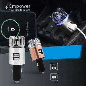 12V 2 in 1 Car Air Purifier Io