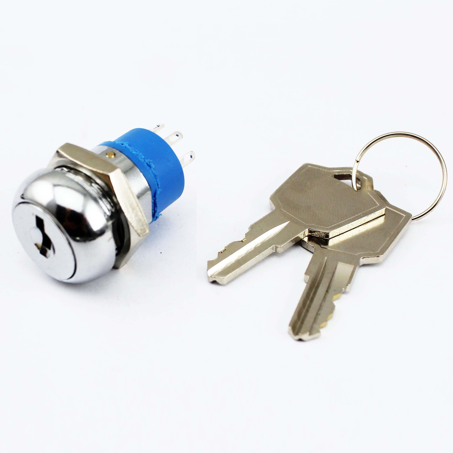 Supply Key Switch Electronic Lock Reset Feature Third Gear Power Lock Double Reset Power Lock S216
