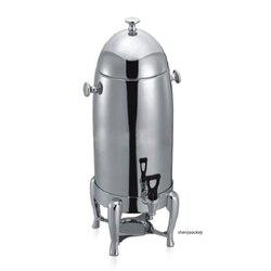 13L statyw pić cieplej ze stali nierdzewnej zachowaj ciepło/zimny dozownik kawy handlowych pojemnik na napoje w formie bufetu/restauracja
