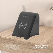 CHYI Bluetooth 3d haut parleur de musique stéréo Mini Combo multifonctionnel BT haut parleur prise en Charge sans fil pour Smartphone Huawei