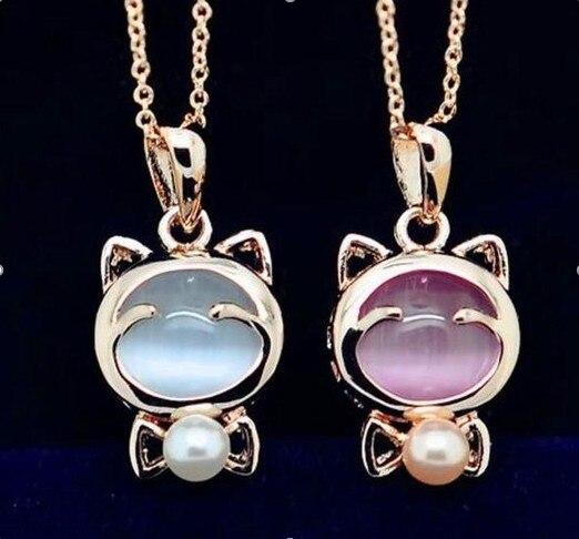 Lucky Cat Necklaces & Pendants|Party Favors|   - AliExpress