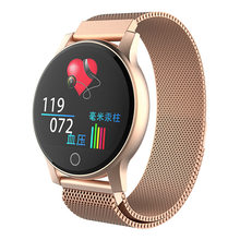 XANES R2 1.22'' Touch Screen Waterproof ECG+PPG Heart Rate Smart Watch Fitness Sports Bracelet For Multiple Sports Health Care(China)