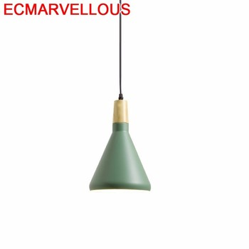 Lamp Luminaria Pendente Nordic Lampara De Techo Colgante Moderna Deco Maison Lampen Modern Loft Luminaire Suspendu Pendant Light