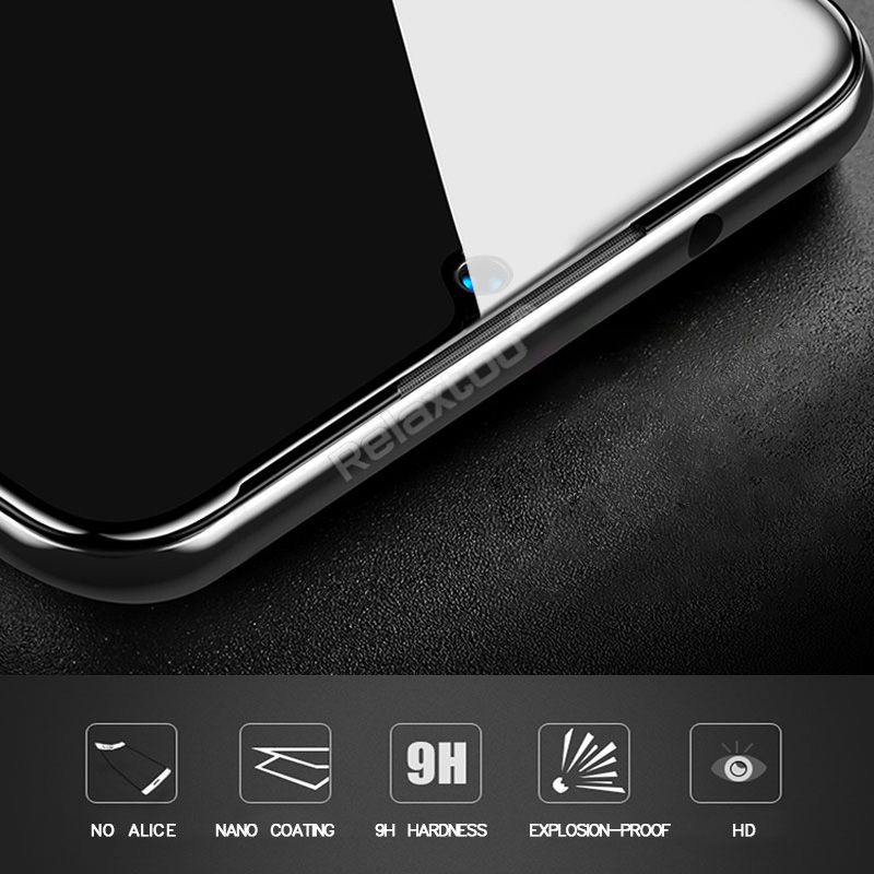 Image 3 - 2 in 1 camera protector for xiaomi mia3 phone screen tempered glass on xiomi xaomi mi a3 a 3 3a a3mi xiaomia3 camera lens film-in Phone Screen Protectors from Cellphones & Telecommunications