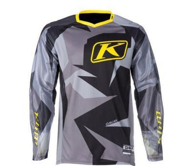 2020Nuevo maillot de carreras de bajada de montaña bicicleta de Ciclismo camiseta...