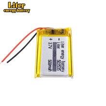 リチウムポリマー電池,3.7V,052535 mp4,502535 MP5,DIYギフト/おもちゃ500mah