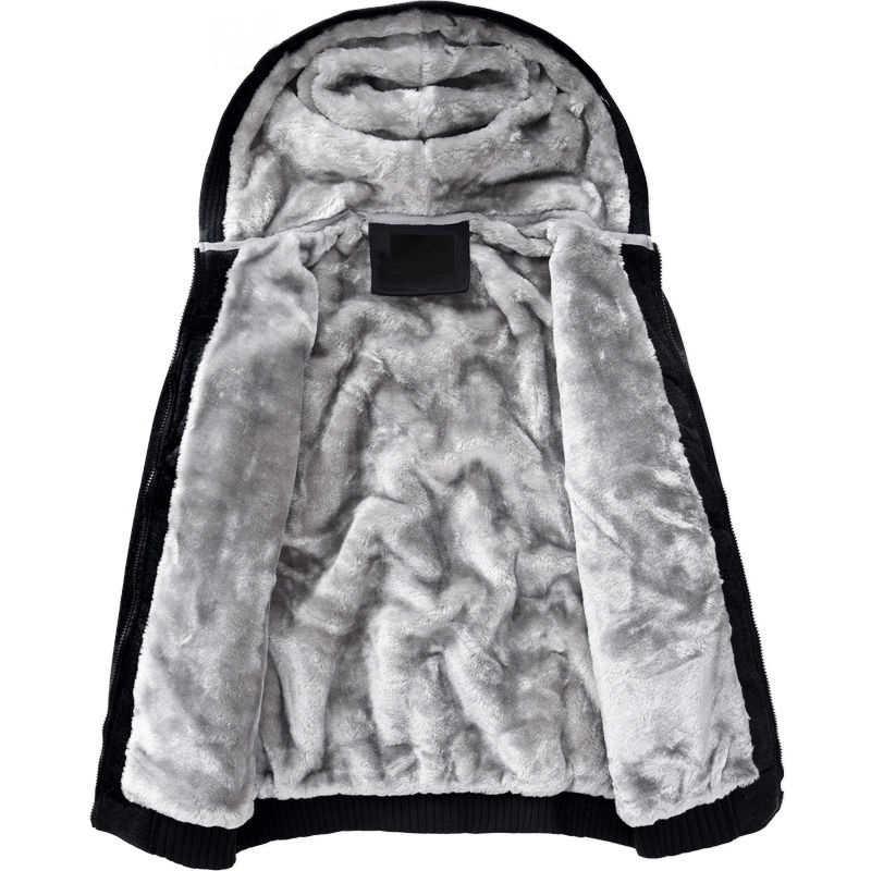 Musim Semi Musim Gugur Musim Dingin Wanita Pakaian Luar Musim Dingin 2020 Wanita Berkerudung Mantel 6XL 7XL Plus Ukuran Wanita Jaket Bulu Lapisan Hangat Wanita parka