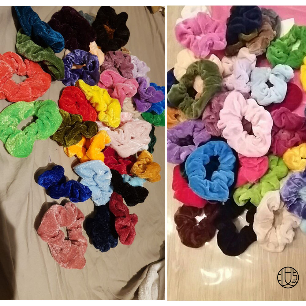 Hot DealsRopes Scrunchie Velvet Girls Accessories Elastic-Hair-Bands Women for 36pcs