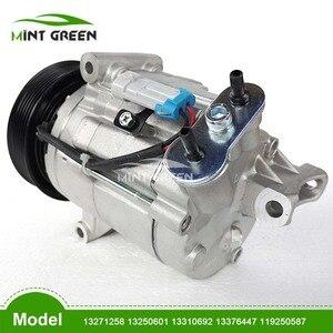 Image 2 - Auto ac Kompressor für Chevrolet Cruze 1,6 i 16V für Holden Cruze 1,8 ich 96966630 13271258 13250601 13310692 13376447 119250587
